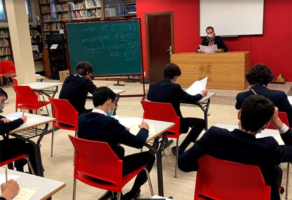 Alumnos de Retamar obtienen Proficiency